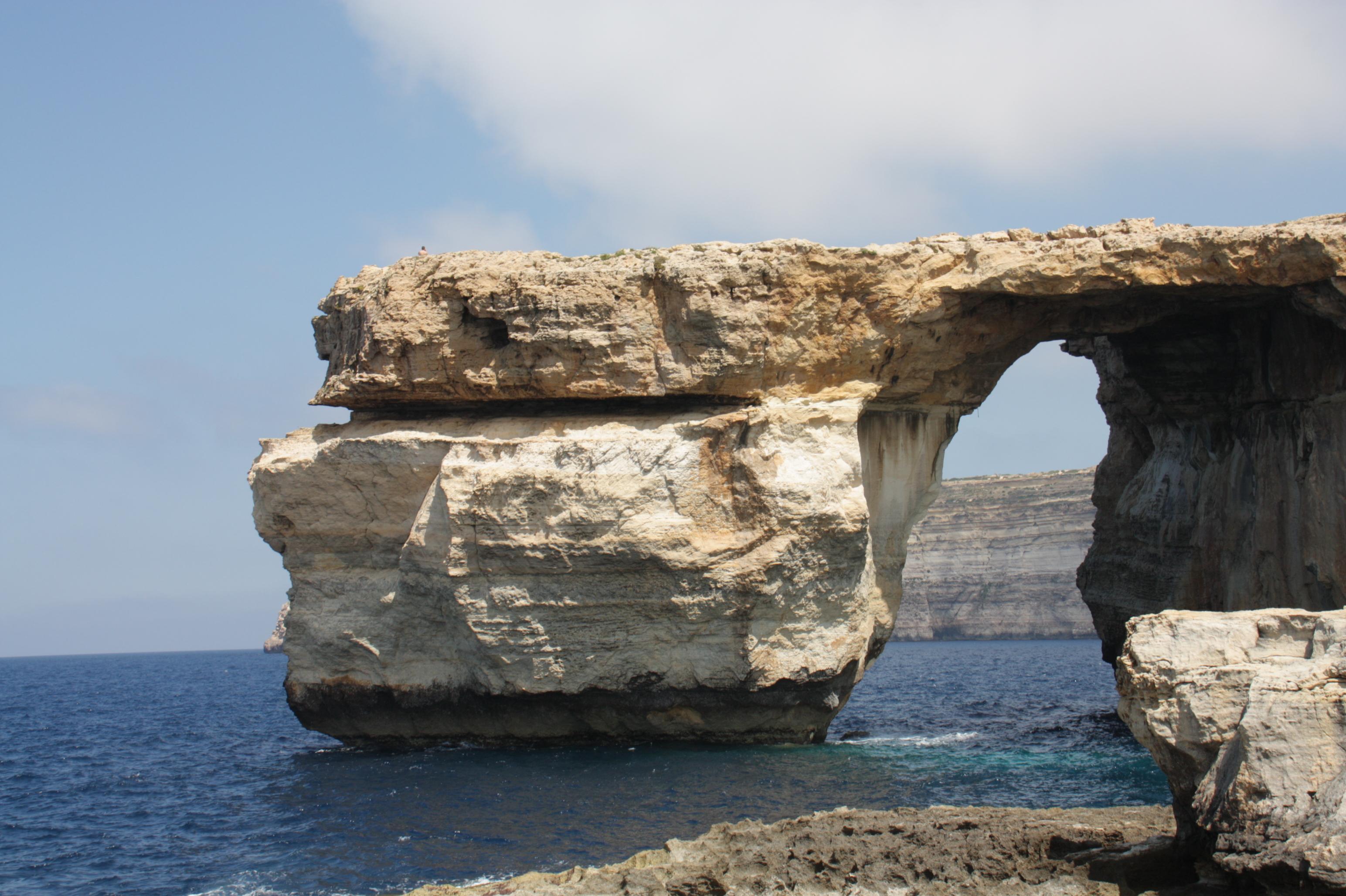 Malta viaggilife - Malta finestra azzurra ...