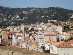 Calvi in Corsica