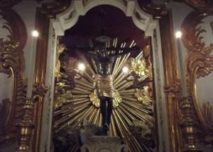 Il Cristo Nero dei Miracoli