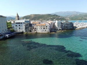 Lo splendido mare della Corsica