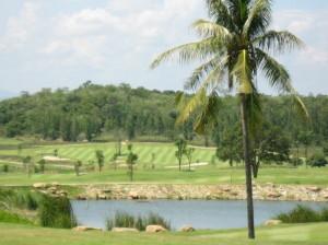 Golf in Thailandia