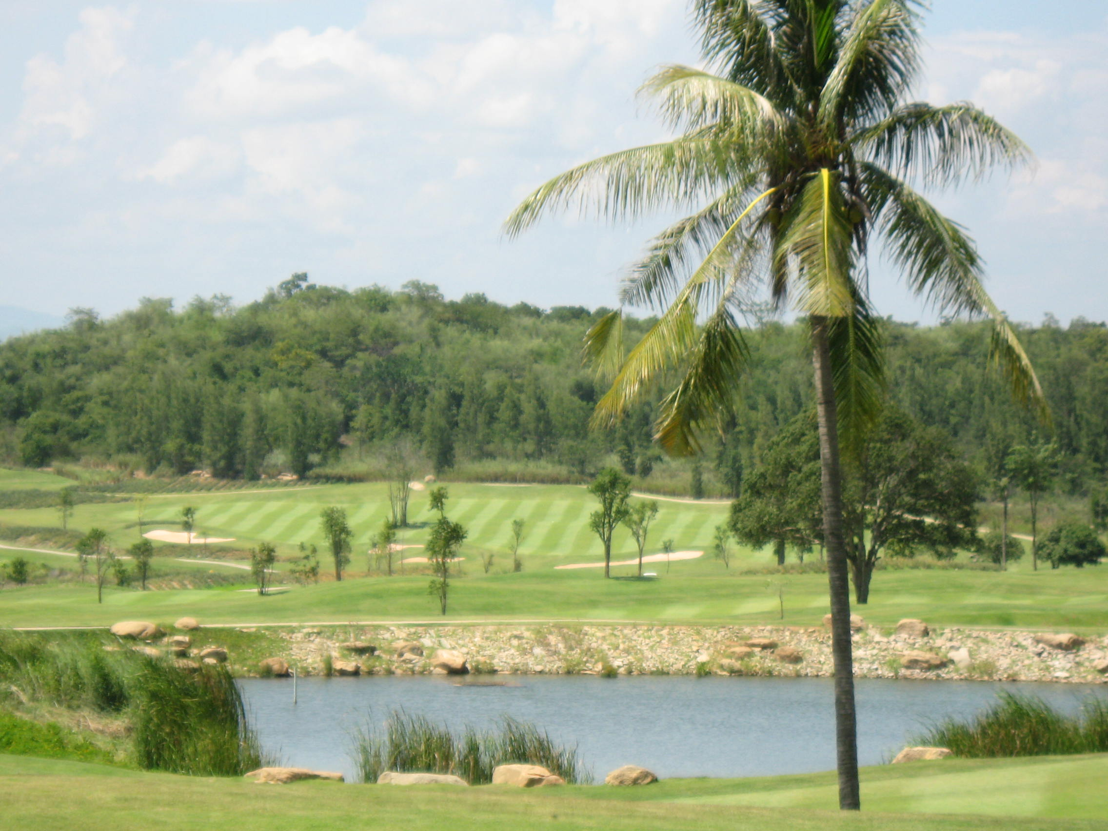 Golf in Thailandia