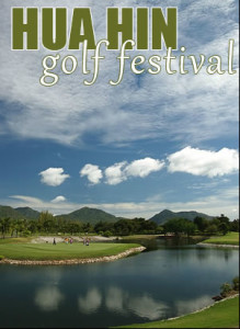 Golf festival in Thailandia