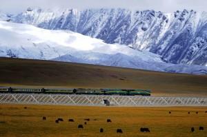 Il treno Tibet Express