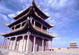 Jayunguan Pagoda cinese