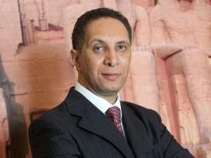 Mohamed Abd El Gabbar, direttore dell'Ente del Turismo Egiziano in Italia