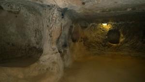 Un dedalo di corridoi nelle città sotterranee
