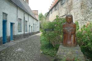 Kantmuseum a Bruges