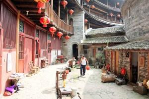 Cina, Casa Hakka