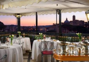 Hotel Forum a Roma