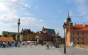Varsavia, Palazzo Castello Reale