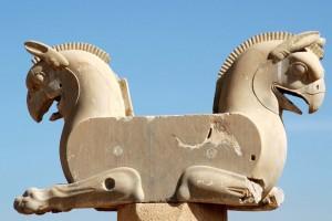 Persepoli in Iran lascia stupefatti