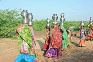 India, donne del Rajasthan