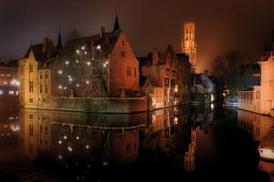 Natale a Bruges