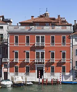 Palazzo Barocci a Venezia