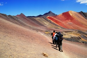 Trekking in Perù
