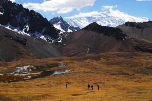Trekking sull'Ausangate in Perù