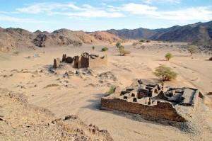 Spedizione a Berenice in Sudan