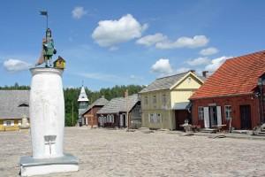 Piazza in Lituania