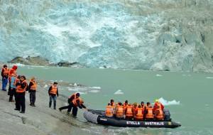 Patagonia, ghiacciaio