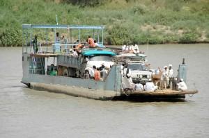 Sudan, un romantico ponton