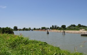 Turismo fluviale sul Delta del Po