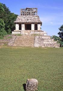 Civiltà Maya, Tempio del Sole