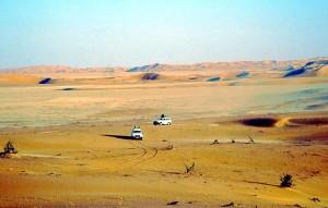 Oman, il deserto di Rb Al Khali