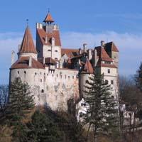 Castello di Bran in Romania