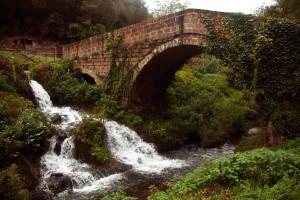 Il ponte romano a Corchiano