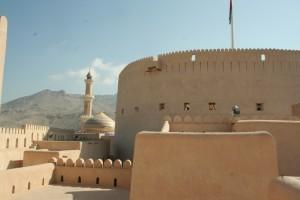 Un forte in Oman