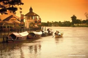 Borneo, Kuching