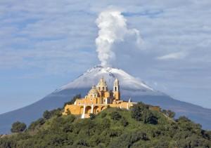Messico,. Puebla