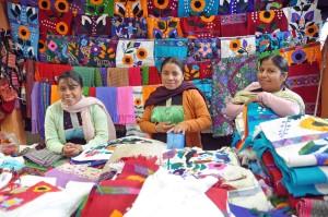Messico, il bazar del sabato