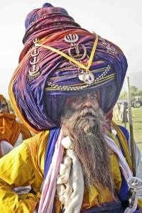 Holla Mohalla, festival in India