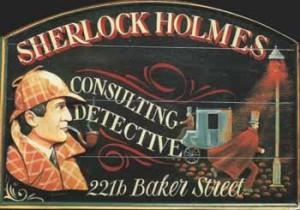 Sulle orme di Sherlock Holmes