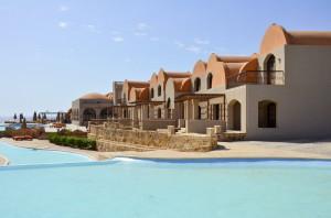 Il resort Rohanau sul Mar Rosso