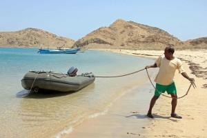 Eritrea, Isole Dalhak