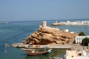 Oman: Sur sulla scenografica costa settentrionale