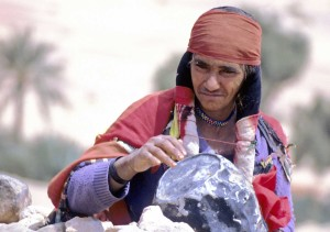 Marocco, donna berbera