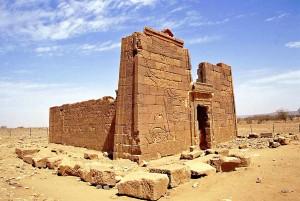 Sudan, Naga Tempio Apedemak