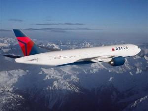 Un aereo della Delta Air Lines