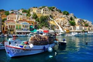 Isole Greche, cratteristici paesini affacciati sul  mare