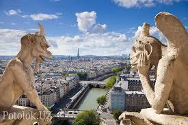 Parigi set di film indimenticabili