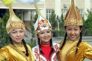 Taraz costumi tradizionali