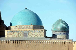 Turkistan, mausoleo Yasaui