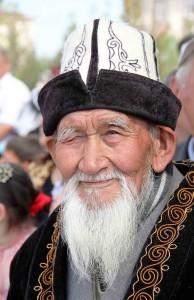 Uomo kyrghiso