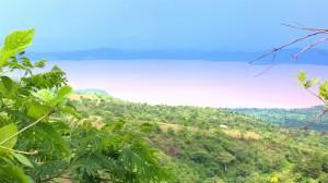 Etiopia, le acque rosate del lago Abaya