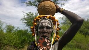 Etiopia tribù della Valle dell'Omo