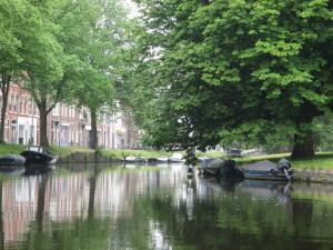 Haarlem, navigazione sul fiume Spaarne